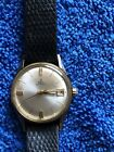 Vintage Men Ebel Automatic With Date Runs Excellent