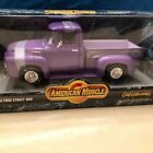 1956 FORD F 100 STEP SIDE PKP ERTL COLLECTIBLES 1 18 AMERICAN MUSCLE SERIES