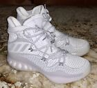 ADIDAS Crazy Explosive Primeknit White Basketball Shoes Sneakers NEW Mens 75