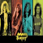MANILA THRILLS CD - Tomorrow's Waiting 1988-1990 HAIR METAL / MELODIC HARD ROCK