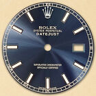 REFINED MENS SS DATEJUST NAVY BLUE DIAL WITH LUMINOUS MARKER RT FOR ROLEX-36
