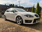 Seat Leon FR tdi CR 170bhp 2009 09 5D Diesel Modified Lowered low milage