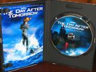 The Day After Tomorrow Sci Fi Apocalyptic Disaster Film on DVD 2004
