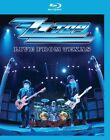 ZZ Top Live From Texas Blu-Ray All Regions  5.1 surround sound NEW