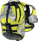 ICON Squad II Pack Motorcycle Backpack Mil Spec Yellow