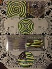 CYCLONE TEMPLE 2 CD LOT I Hate Therefore Land Of POWERMAD Toxik ANTHRAX Exhorder