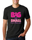 Big or Small Save Them All Pink Ribbon Breast Cancer Awareness T Shirt