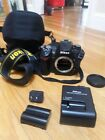 NIKON D7000 CAMERA BODY ONLY AND ACCESSORIES