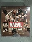 2012 Rittenhouse Marvel Bronze Age Sealed Trading Card Box + 1 Sketch Box