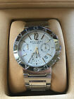 Bvlgari Bulgari BB38SSCH S/S 38MM Chrono. Fully linked. MINT. Papers.