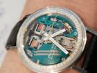 FACTORY ORIGINAL Bulova ACCUTRON 1969 SPACEVIEW 214 Watch case, box and coin