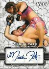 Miesha Tate Cards and Autographed Memorabilia Guide 7