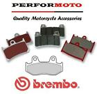 Brembo XS Sintered Front Brake Pads Fits Honda PS150 I 06-09