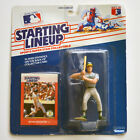 1988 Mark McGwire Kenner Starting Lineup Oakland As Action Figure