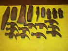 Lot of 21 Vintage Various Ball peen Hammer heads Blacksmith Tools Sledge Claw