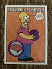 1993 SkyBox Simpsons Trading Cards 11