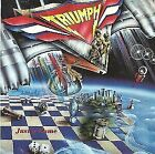 Just a Game by Triumph (CD, Sep-1995) Lay It On The Line - Free Shipping