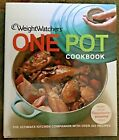 Weight Watchers One Pot Cookbook hardcover w dust jacket 2012