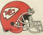 Chiefs NFL Football Stickers