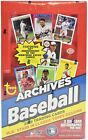 2019 Topps Archives Hobby Box - Factory Sealed