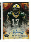 2014 Topps Inception Football Rookie Autographs Gallery, Guide 42