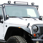 Universal Roof Mounting Bracket for LED Light Fit 07 18 Jeep Wrangler JK