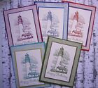Stampin Up Lighthouse Birthday Mixed Color Card Kit