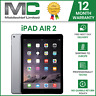 Apple iPad Air 2 16GB Wi-Fi 9.7in Retina Display - Space Grey - A1566 Excellent