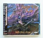 Uncle Sam's Curse: Above the Law (CD, Apr-2007, Sony) Japan Import  NEW OOP READ