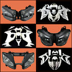 Clear Headlight Headlamp Fairing Kit Set For KAWASAKI ZX-10R ZX10R 2006-2015