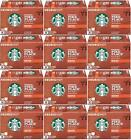 132 COUNT Starbucks Pike Place Roast K cup Coffee BB February 2020