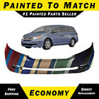 New Painted To Match Front Bumper Cover Replacement For 2011-2016 Honda Odyssey