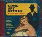 SEALED NEW CD Various - Come Spy With Us: The Secret Agent Songbook