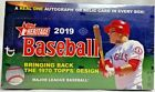 2019 Topps Heritage Baseball Hobby Box Factory Sealed