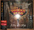 Thunderhead  Killing With Style 1994 Japan CD /OBI 1 Bonus Tr / VICP-5312