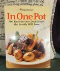 Weight Watchers 200 favorite One Pot Dish Meals the Family will Love Soft cover