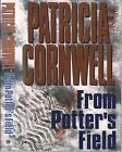 From Potters Field by Patricia Cornwell SIGNED 1995 1st Ed 1st Print HC DJ