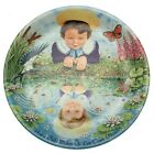Looking Glass River Linda Worrall Plate