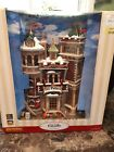 Lemax Village Collection Toy Palace #45093 Fibre Optik Light Up Wall Hanging