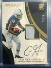 2017 Panini Immaculate Collection Collegiate Football Cards 11