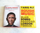 Tariq Ali ROUGH MUSIC  THE OBAMA SYNDROME VGC SIGNED BY AUTHOR