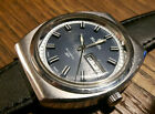 Very Rare Vintage 70s NIVADA Automatic SP 67071 Herren Armbanduhr Day-Date