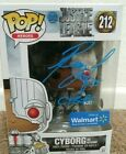 Ray Fisher Signed Cyborg Funko Pop DC Justice League PROOF Wal-Mart Exclusive WB