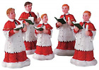 Lemax Village Collection the Choir Set of 5 #52038