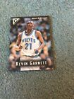 Kevin Garnett Basketball Cards Rookie Cards and Autograph Memorabilia Guide 31