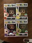12 Days of Christmas EXCLUSIVE FUNKO POP Set of 4 Teletubbies