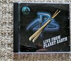 ARTIMUS PYLE BAND LIVE FROM PLANET EARTH OOP CD LYNYRD SKYNYRD + FREE SHIPPING