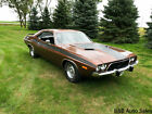 1973 Dodge Challenger 1973 Dodge Challenger 0 MetBrown Coupe 8 Cyl Automatic