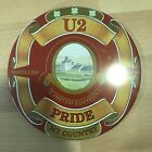 U2 - Pride ( My Country ) Uber Rare 1cd Set In Metal Box NM/EX Red Tin