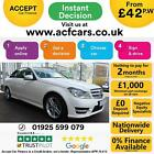 2014 WHITE MERCEDES C220 21 CDI AMG SPORT EDT PREMIUM + CAR FINANCE FR 42 PW